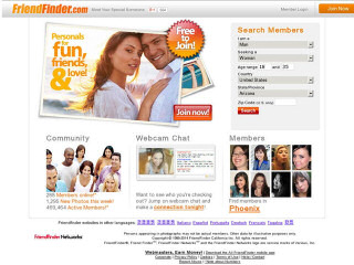 Friend Finder Com Review