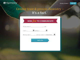 Is eharmony a christian dating website