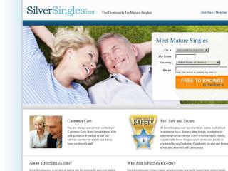 Visit SilverSingles