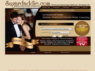 Visit SugarDaddie.com