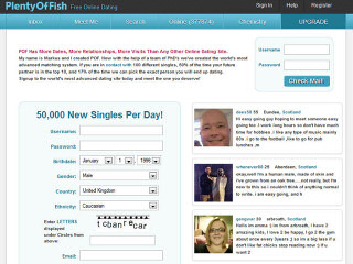 Visit Plenty Of Fish