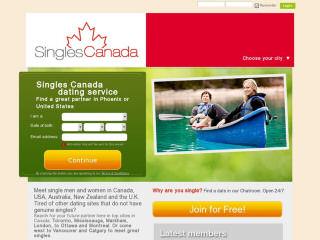 Visit Singles Canada