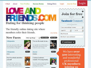 Visit Loveand Friends.com