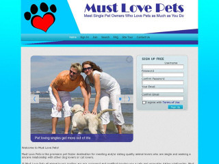 t MustLovePets