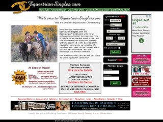 Equestrian dating agency