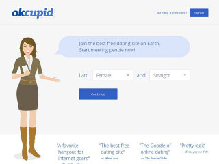 Is okcupid the best dating site