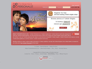 Turkish personals login