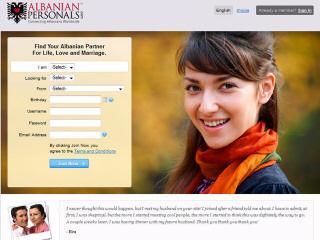 Visit Albanian Personals