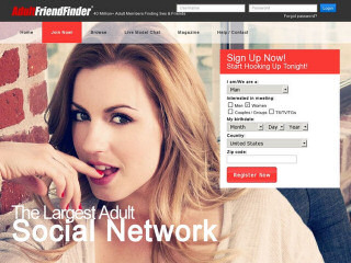 Adultfriendfinder cost