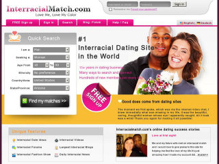 Visit InterracialMatch