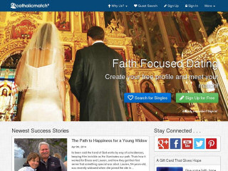 Visit CatholicMatch