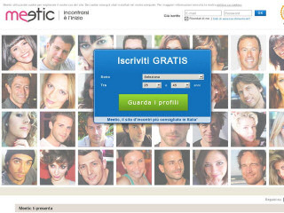 Visit Meetic.it