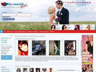 Visit Ro mantic.com