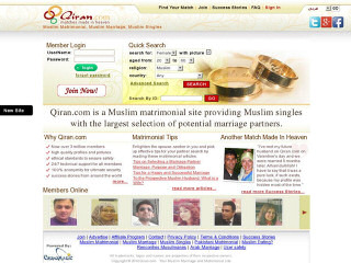 qiran dating site
