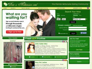 t Date a Millionaire