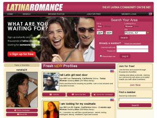 Visit LatinaRomance