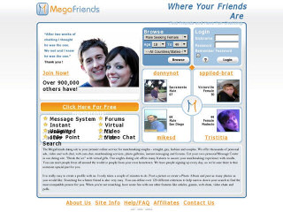 Visit MegaFriends