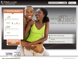 Visit BlackCupid