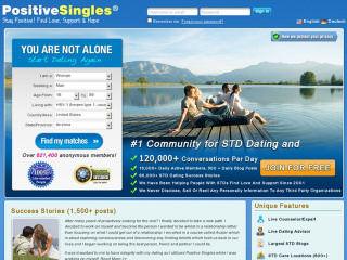 Visit Positive Singles.com
