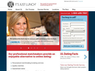 How much is it just lunch dating