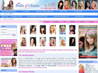 Visit Brides of Ukraine