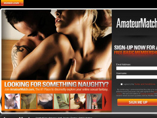 Visit AmateurMatch.com