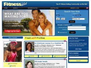 Visit FitnessDates.com