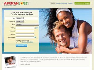 Visit AfricanLove