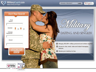 military cupid reviews