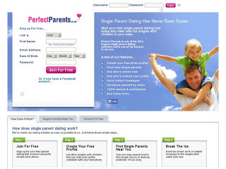 Visit Perfect Parents.co.uk