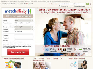 Visit Match Affinity.co.uk