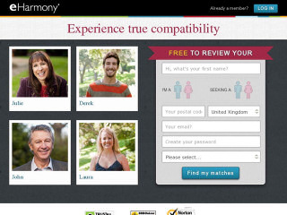 Eharmony ratings