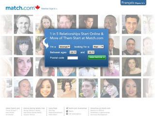 t Match.com Canada