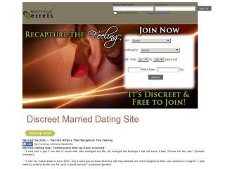 Visit Married Secrets.com