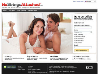 Visit No Strings Attached
