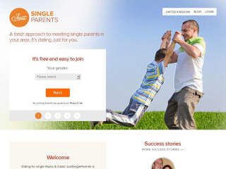 Visit Just Single Parents.com