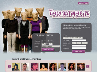 ugly dating sites user