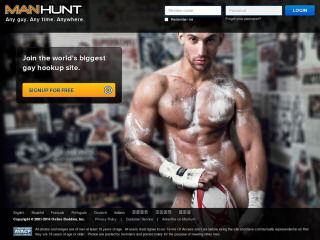 Manhunt hookup site