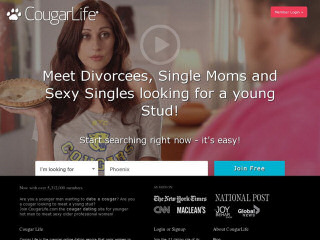 what is cougarlife com