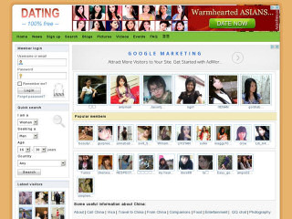 Visit DatingChinese