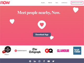 t Now Dating App