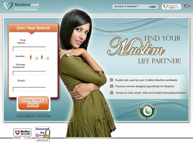 muslim dating free messaging