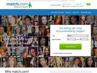 Visit Match.com UK