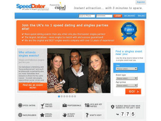 Visit SpeedDater.co.uk