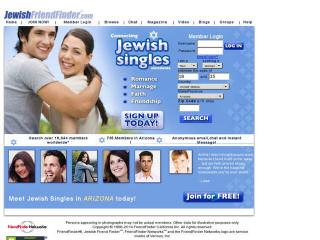 Visit Jewish Friendfinder