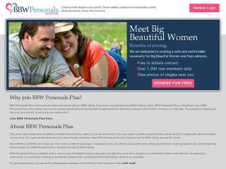 t BBW Personals Plus