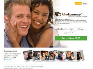 Visit AfroRomance