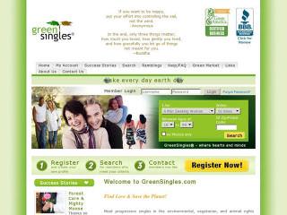 Visit GreenSingles