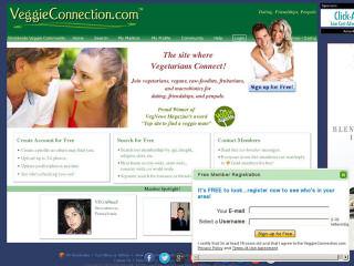 Visit VeggieConnection