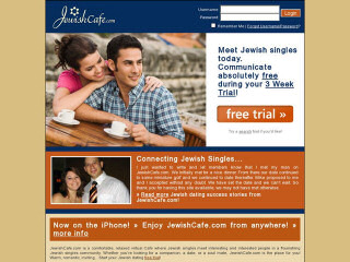 t Jewish Dating Cafe